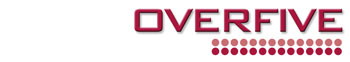 Overfive-logo